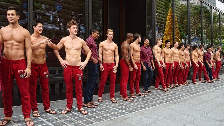 Abercrombie and Fitch to move away from controversial hiring practices