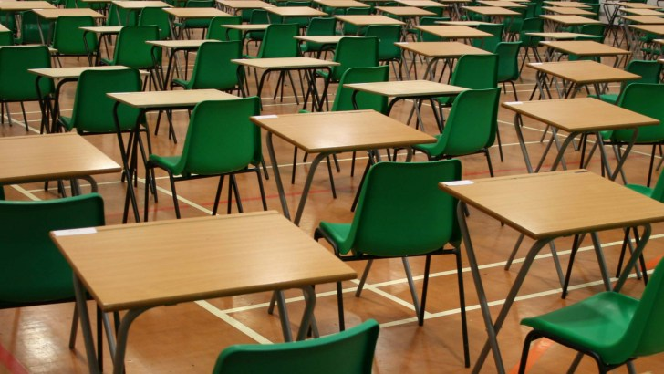 GCSE reforms to new 9 to 1 grading scale