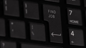 Job application boost in October with south of UK leading the way