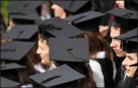 Many graduates struggle to find skilled roles after university