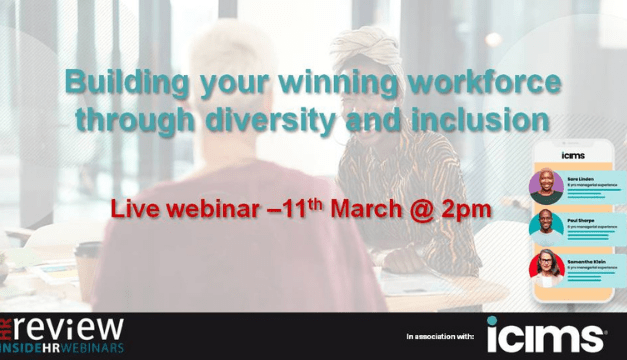 Building your winning workforce through diversity and inclusion – 11/03/2021