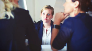 Would a blindfolded interviewer defeat unconscious bias?