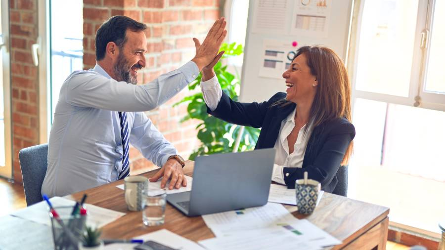 Less than half of managers receive training on how to best support employees