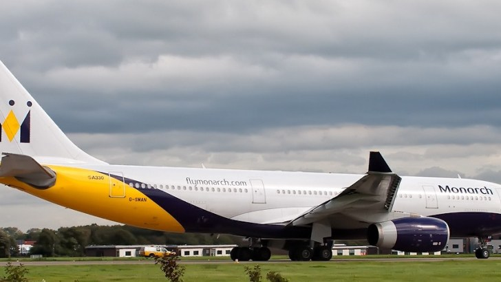 Monarch employees call unions to take action over job losses