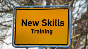 A 'perception gap' exits in the UK with the amount of skills staff possess and the amount needed to learn