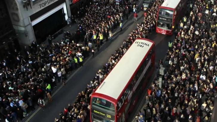 Bumper January signals UK high street fight back