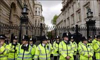 British police force need 'fresh leadership'