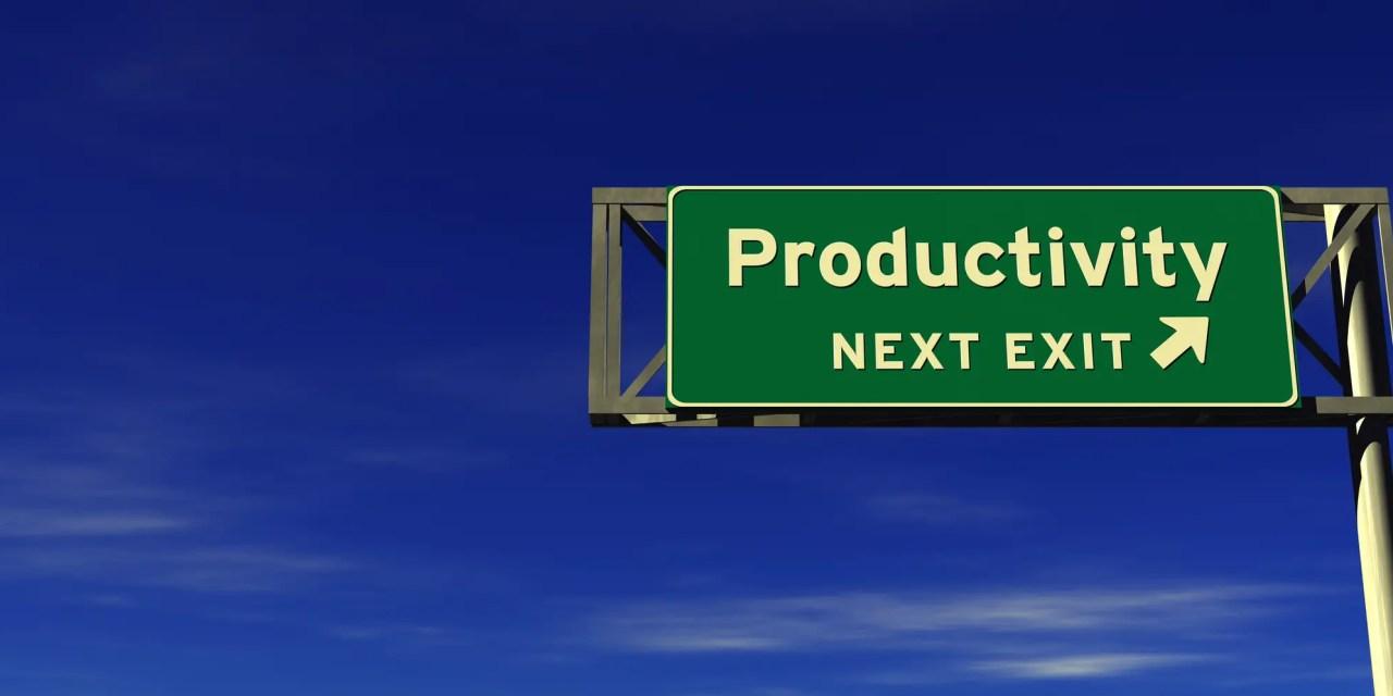 Unpicking the productivity puzzle