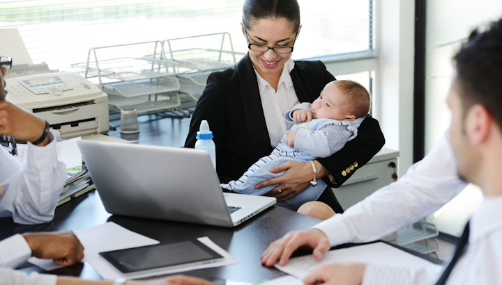 Job security fears lead some women to take less than two weeks maternity leave