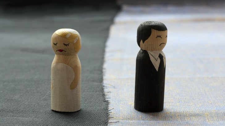 HR note that September is top month for divorces as holidays highlight divides