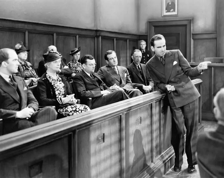 Social media – spy, judge and jury