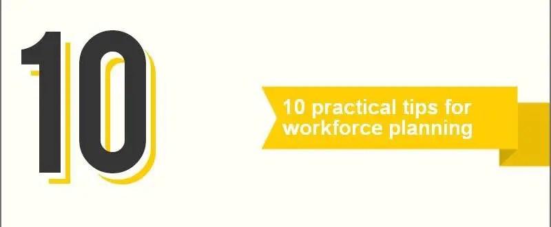 Infographic: Workforce planning