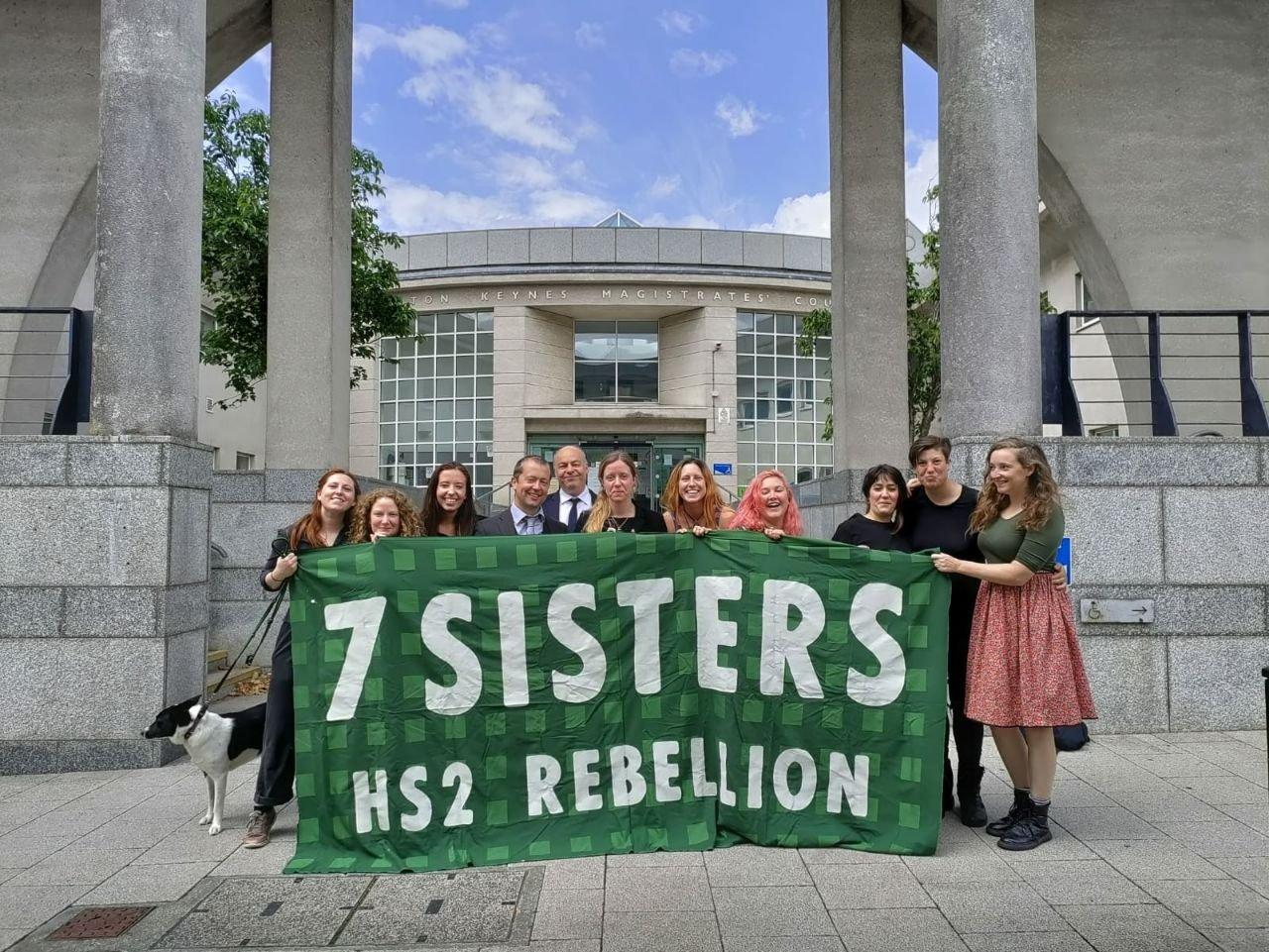 7 Sisters Acquitted –  Seven sisters acquitted after all charges dismissed