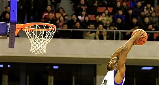 Harris's Double Double Not Enough As Jiangsu Comes Up Short In Season Finale!