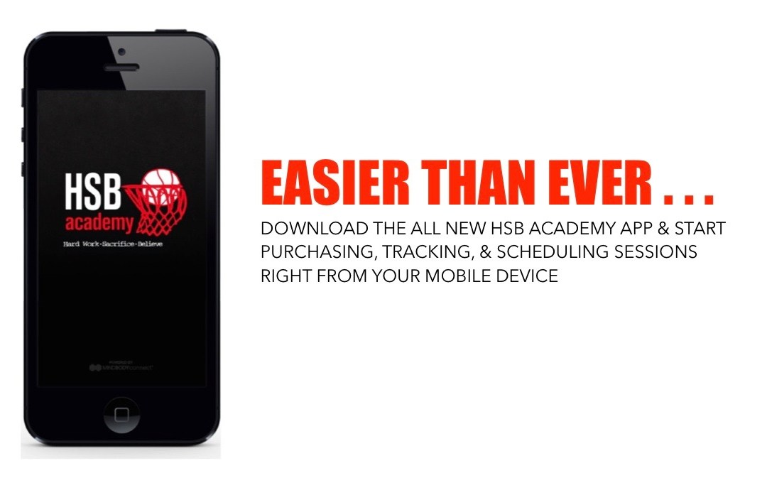 Download The App – HSB Academy Is Now Easier Than Ever!