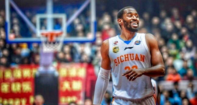 At It Again – Harris Leads Sichuan Back On Top!