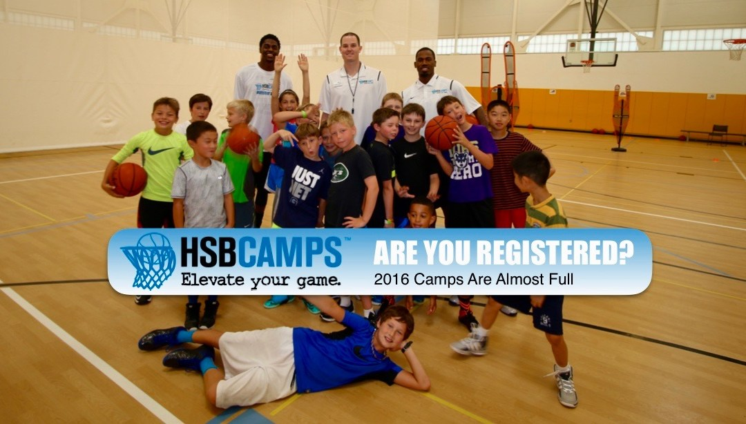Last Chance To Register For Camp!