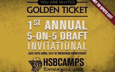I've Got A Golden Ticket – Are You Registered?