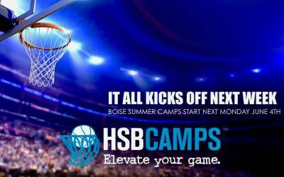 Last Call – Boise Summer Camps Start Monday June 4th!