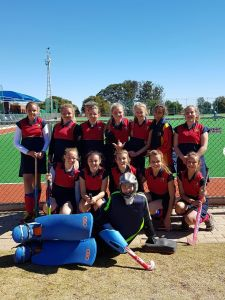 u14 Hockey Girls