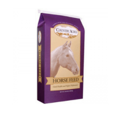 Country Acres Sweet Mix Plus Horse Feed