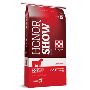 Purina Honor Show Chow Cattle