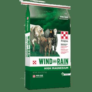 Purina Wind and Rain High Mag