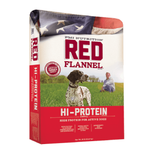 Red Flannel Hi-Protein Formula