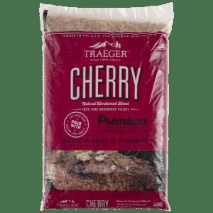 traeger premium cherry hardwood pellets