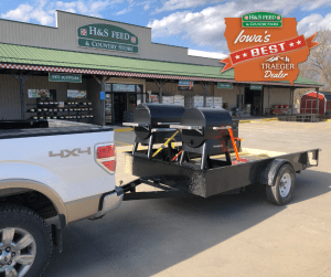 Father's Day Traeger Grill Specials at H&S Feed!