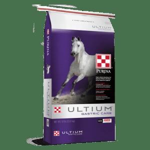 Purina Ultium Gastric Care Horse Feed