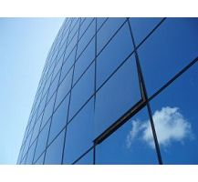 glass curtain wall and aluminum window manufacturer in china