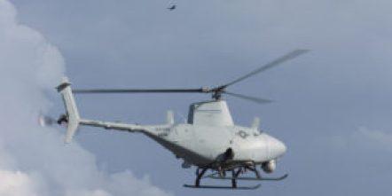 a UAV by the USA