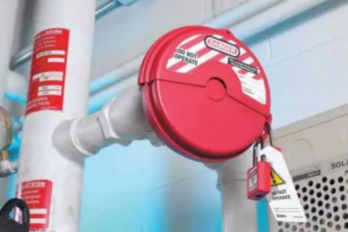Lockout Tagout Inspecting the Most Common OSHA Violations