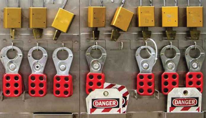 LockoutTagout Safety Programs and Procedures