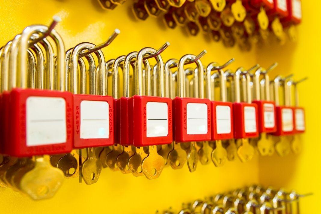 Six Steps Of LOTO Safety & Lockout Tagout Procedures