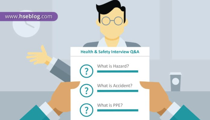HSE Interview Questions & Answers