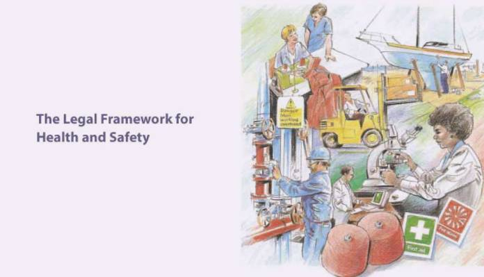 The Legal Framework for Health and Safety