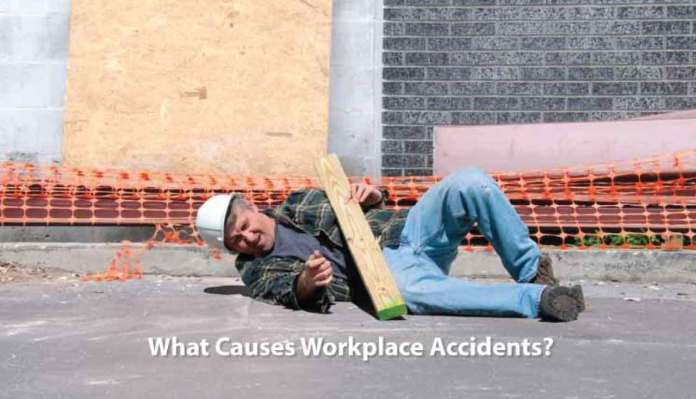 What Causes Workplace Accidents