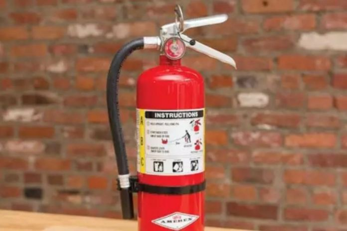 Allergy Issues Caused By Fire Extinguishers