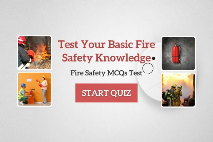 Test Your Basic Fire Safety Knowledge