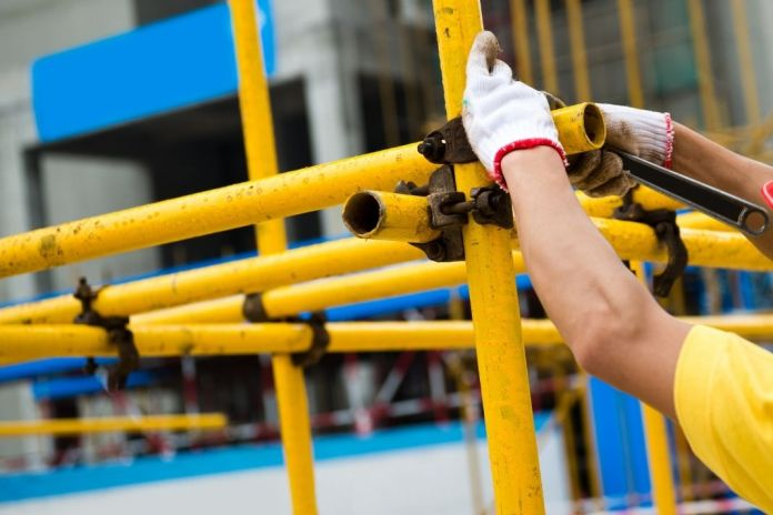 Know The Common Mistakes of Working With Scaffolding