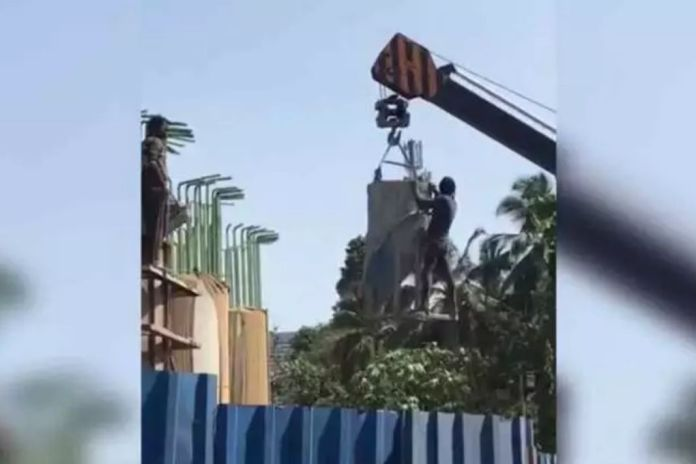 Operational Indiscipline During Lifting, Very Unsafe Working Culture