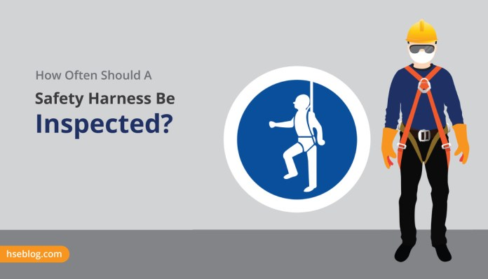 How Often Should A Safety Harness Be Inspected