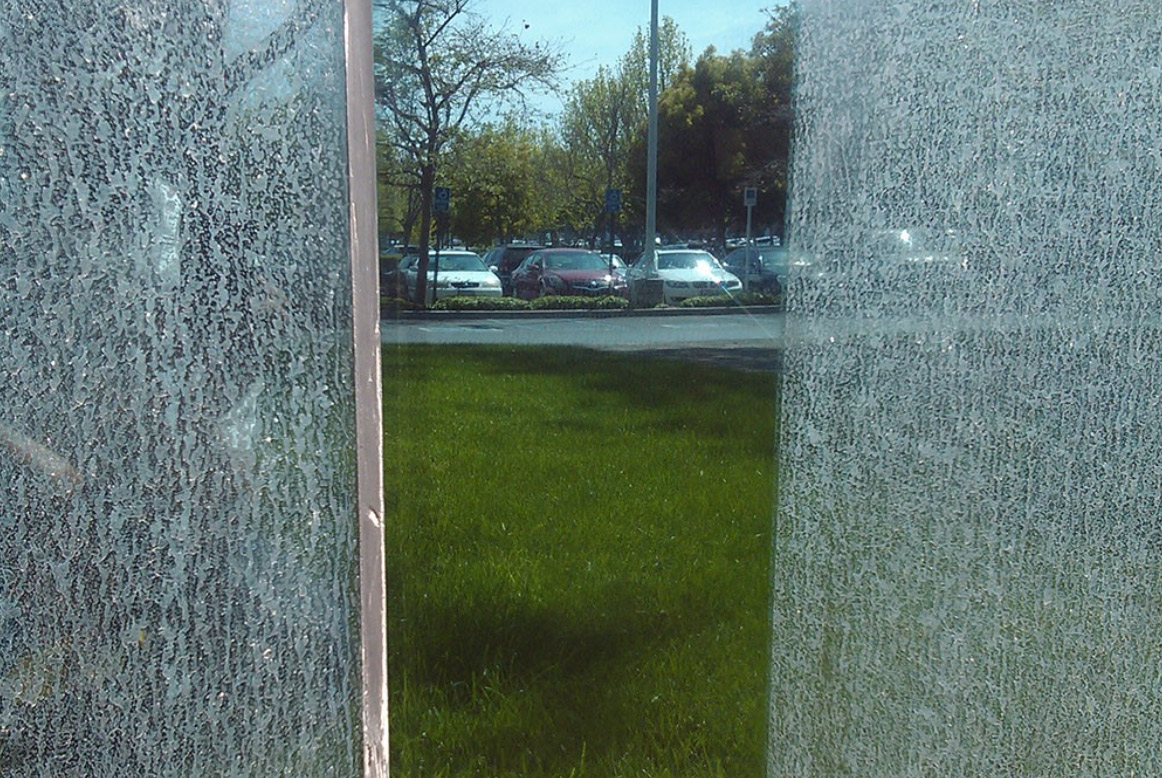 Hard Water Window Stains