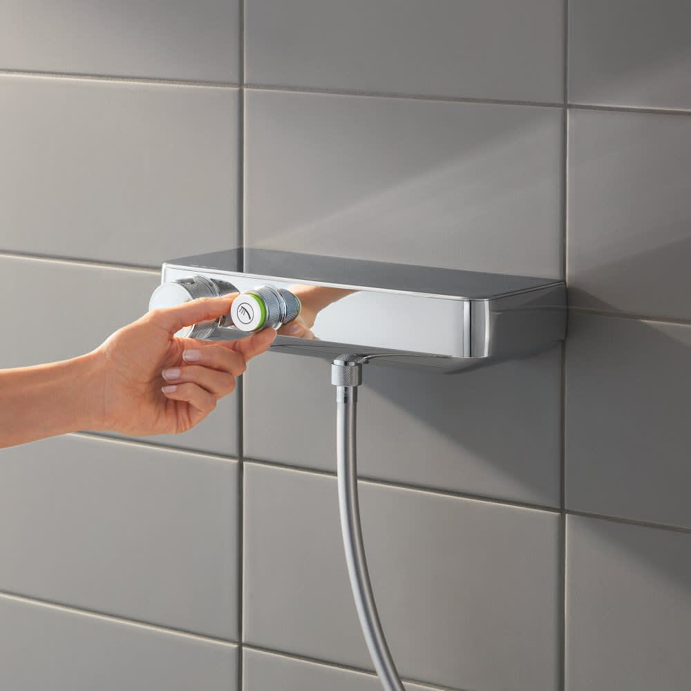 grohe grohtherm smartcontrol thermostat brausebatterie