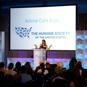 HSUS Animal Care Expo
