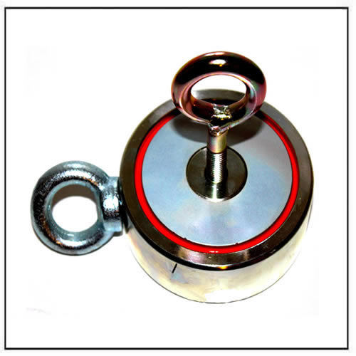 Powerful Neodymium Two-Ways Treasure Salvage Magnet