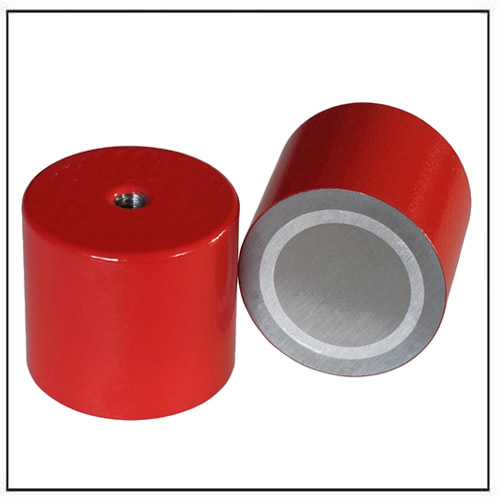 red-painted-alnico-deep-pot-magnets