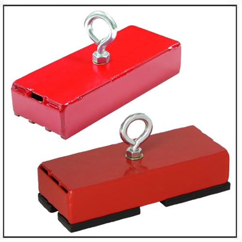 150 lbs Lifting Power Heavy-Duty Retrieving and Holding Magnet
